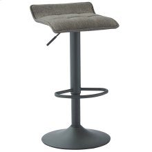 Pluto Air Lift Stool, set of 2, in Grey