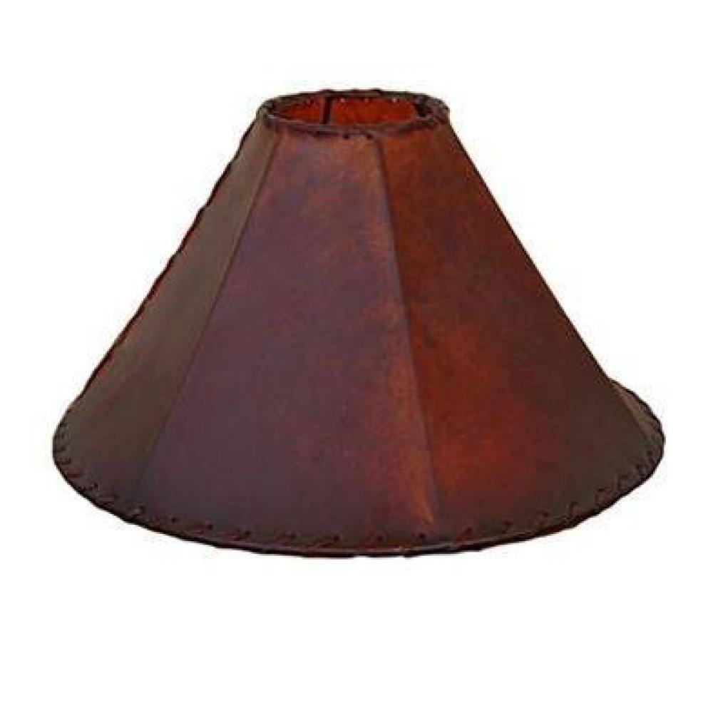"20"" Russet Lamp Shade"
