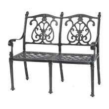 Florence Cushion Bench