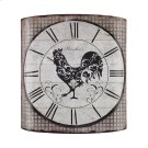 Stylized Rooster Wall Clock Product Image