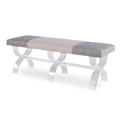 It's Clearly U Bench - Long