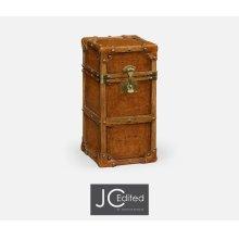 Travel Trunk Style Wine Box