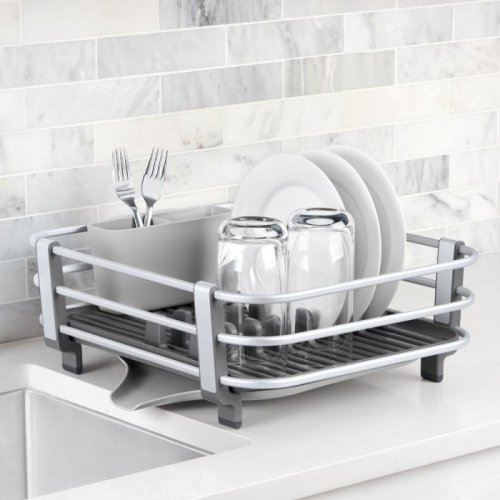 OXO Good Grips Aluminum Dish Rack
