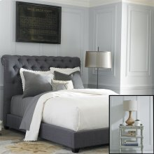 Queen Sleigh Bed, 2 Harbor View NS