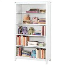 Woodland White Bookcase