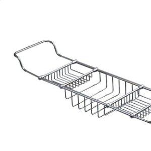 Essentials Traditional, Adjustable Bathtub Rack Product Image