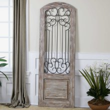 Mulino Wood Wall Decor
