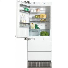 KFN 9855 iDE PerfectCool fridge-freezer maximum convenience thanks to generous large capacity and ice maker.