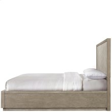 Zoey - Queen Panel Footboard - Urban Gray Finish