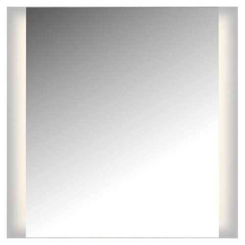"""LED 2 SIDED ADA MIRROR, 3K, 24""""W X 36"""", NOT DIMMABLE"""