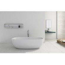 GIORGIO Solid Surface Bathtub
