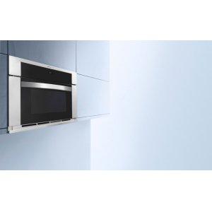 Built-In Microwave with Drop-Down Door