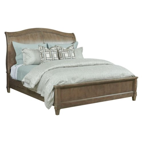 Ashford King Bed - Complete