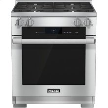 HR 1924-2 G 30 inch range Dual Fuel with M Touch controls, Moisture Plus and M Pro dual stacked burners