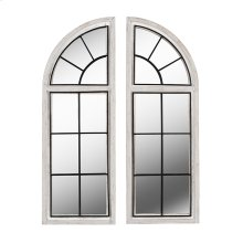Doublet - Wall Mirror Set