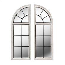 Doublet - Wall Mirror Set