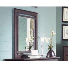 Mirror With Beveled Edge
