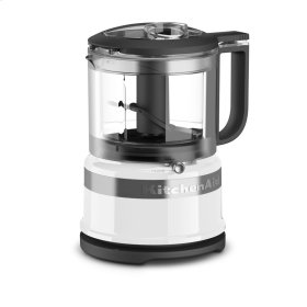 3.5 Cup Food Chopper - White