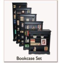 "32"" Wide - Open Bookcase"