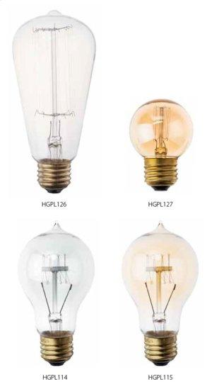 Light Bulbs  gold Product Image