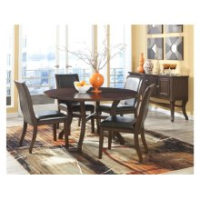 Intercon Dining Room Server Deck, 55'' With Mirror