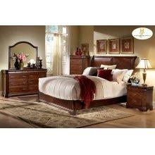 Homelegance 1740 Karla Sleigh Bedroom set Houston Texas USA Aztec Furniture