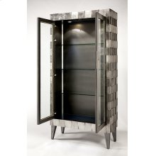 "Curio Cabinet 39x15.5x78"""