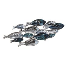 School of Fish Wall Decor