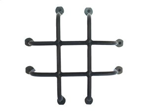 """GRILL - ROUND BAR 13.5"""" x 13.5"""" Product Image"""