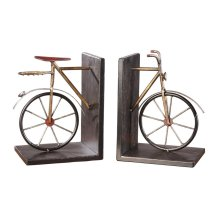 Tandem Bookend Pair