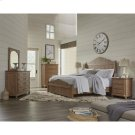 Madison - Eight Drawer Dresser - Caramel Finish Product Image