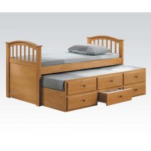 Acme 08935 Twin Bed & Trundle w/Drawers Bedroom set Houston Texas USA Aztec Furniture