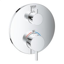 Atrio Single Function 2-Handle Thermostatic Trim