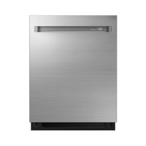Silver Stainless Steel Dishwasher Product Image