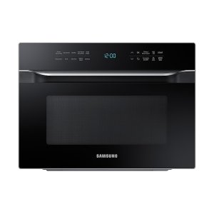 1.2 cu. ft. PowerGrill Duo™ Countertop Microwave with Power Convection and Built-In Application in Black Product Image