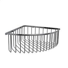 Essentials Corner Basket, Large, Deep