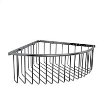Essentials Corner Basket, Large, Deep