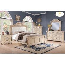 Homelegance 1808 Russian Hill Bedroom set Houston Texas USA Aztec Furniture