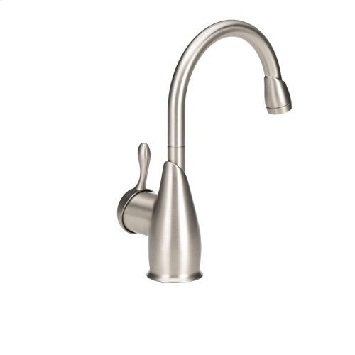Melea Instant Hot Water Dispenser Faucet (F-H1400-Satin Nickel)