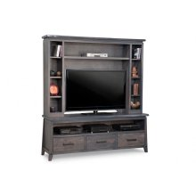 Pemberton HDTV Cabinet with Hutch with 44'' TV Opening