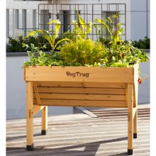 Small VegTrug Raised Bed without Cover