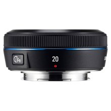 20mm NX Pancake Lens W20NB