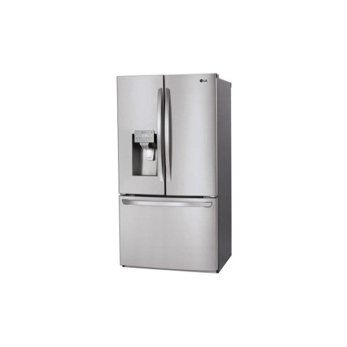 26 cu. ft. Smart wi-fi Enabled French Door Refrigerator - CLEARANCE ITEM