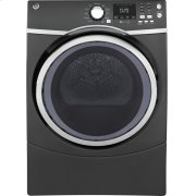 GE® 7.5 cu. ft. Capacity Front Load Gas Dryer with Steam Product Image