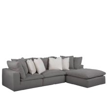 Palmer Sectional -4 piece