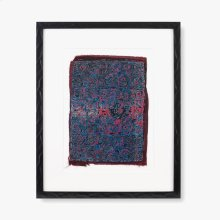 0300980034 Chinese Textile Wall Art