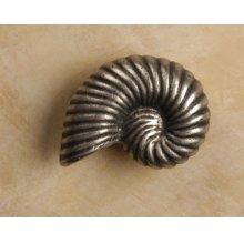 Nautilus Shell Left