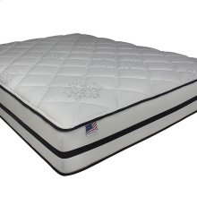 "Queen-Size Laken 11.5"" Tight Top Mattress [non-flip]"
