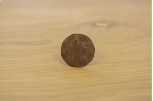 """1"""" Rusted 10 Pack Wavy Round Clavos Product Image"""