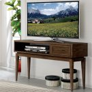 Vogue - Console Table - Plymouth Brown Oak Finish Product Image